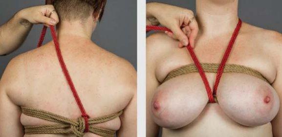 Pics breast bondage Breast circling