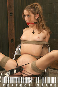 bondaged and gagged girls pictures gallery
