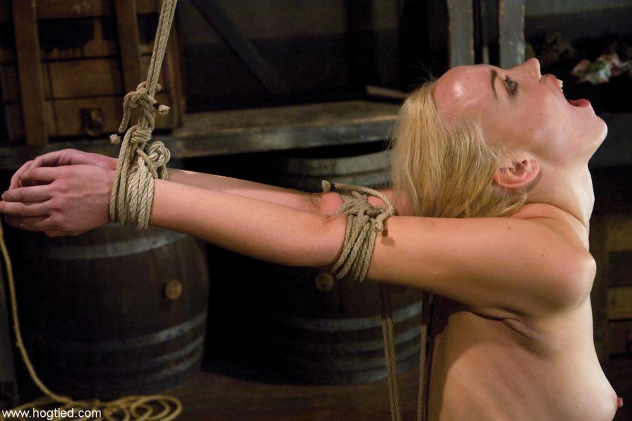 Annette schwarz bondage