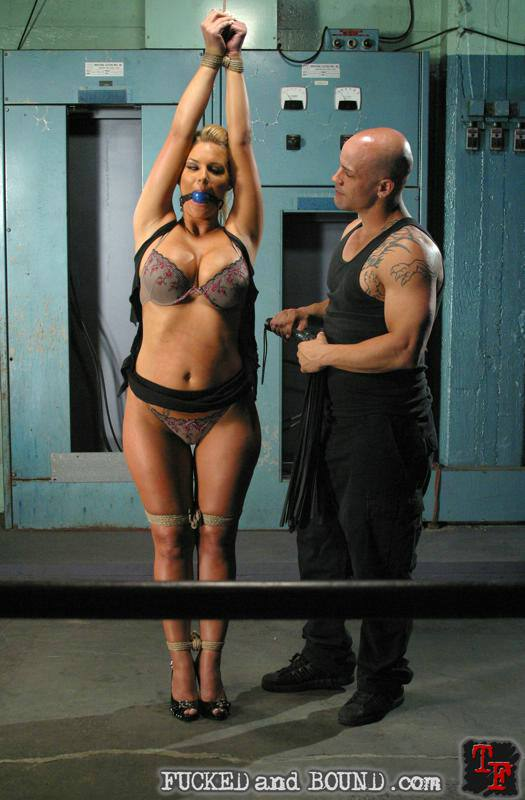 Free fucked and bondage gallery - Fucked and Bound pictures