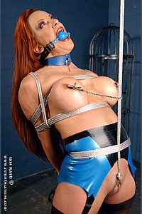 fetish tied up